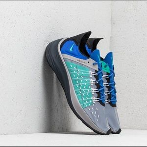 Nike EXP-X14 Pure Platinum Menta Blue Shoes
